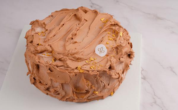 Delice Hazelnut Cake